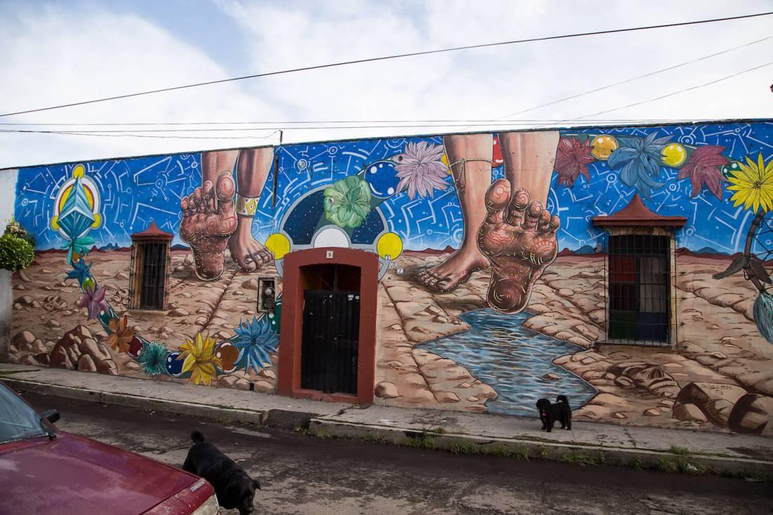 Ciudad Mural Cholula 01